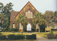Bluffton Church of the Cross