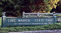 Lake Warren State Park