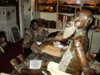 Walterboro Slave Relics Museum