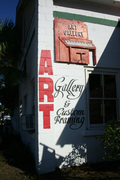 art gallery in lowcountry sc