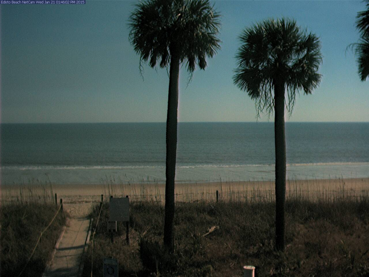 edisto state park webcam