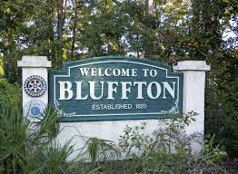 welcome to bluffton