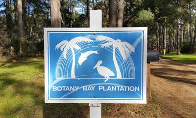Botany Bay Plantation Wildlife Management Area