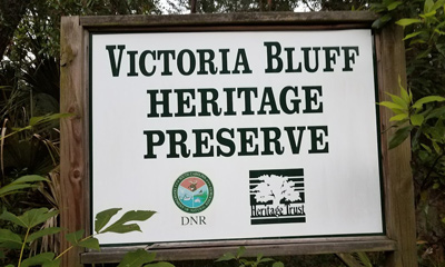 Victoria Bluff Wildlife Management Area