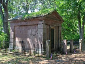 Image of Zion Cemetery & Baynard Mausoleum