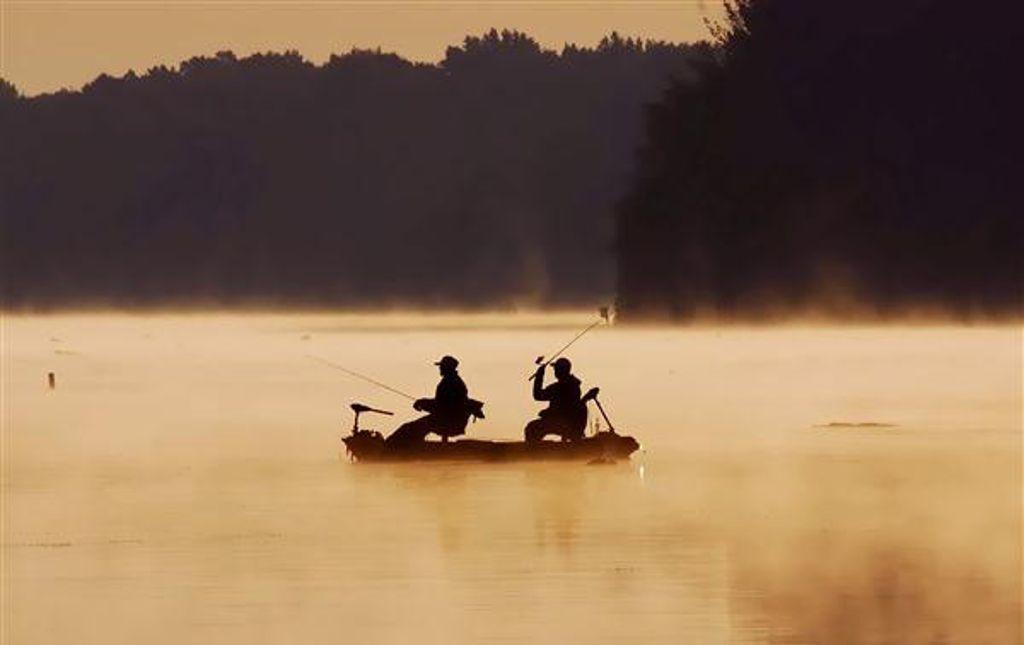 Lake Warren State Park fishing