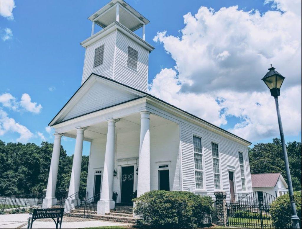 Gillisonville Baptist Church Exterior