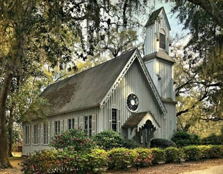Historic Churches of Ridgeland and Its Surrounding Villages