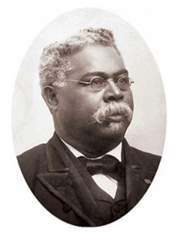 Image of an older Robert Smalls