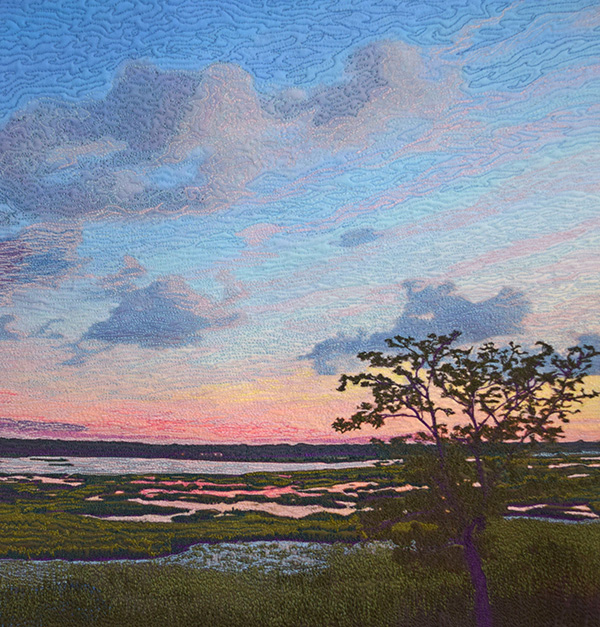 painting of the lowcountry