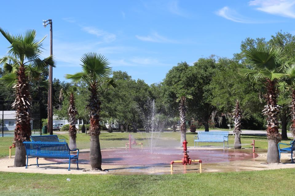 Harold Turpin Park Ridgeland, SC