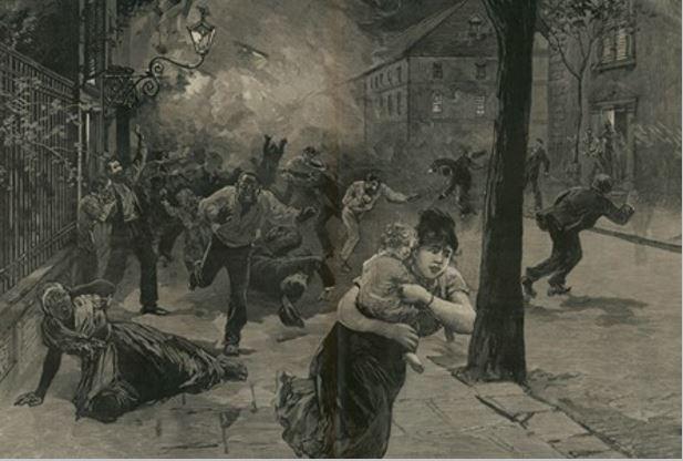 The Great Charleston Earthquake, 1886