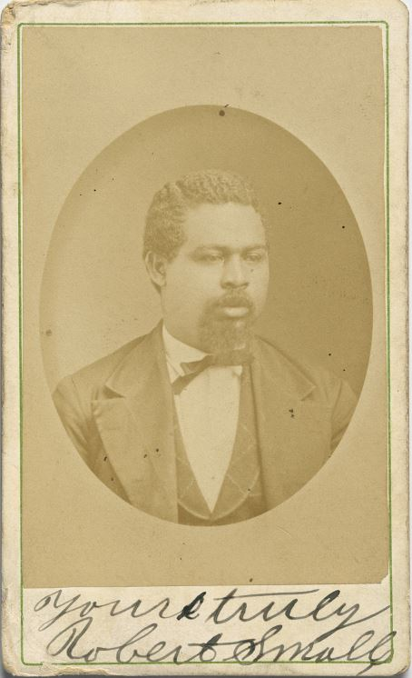 Later picture of Robert Smalls