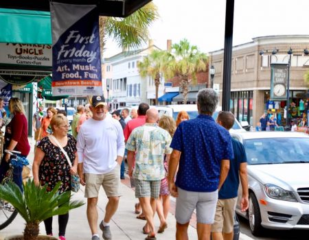 First Thursdays are Made for Walterboro & First Fridays Are All About Beaufort