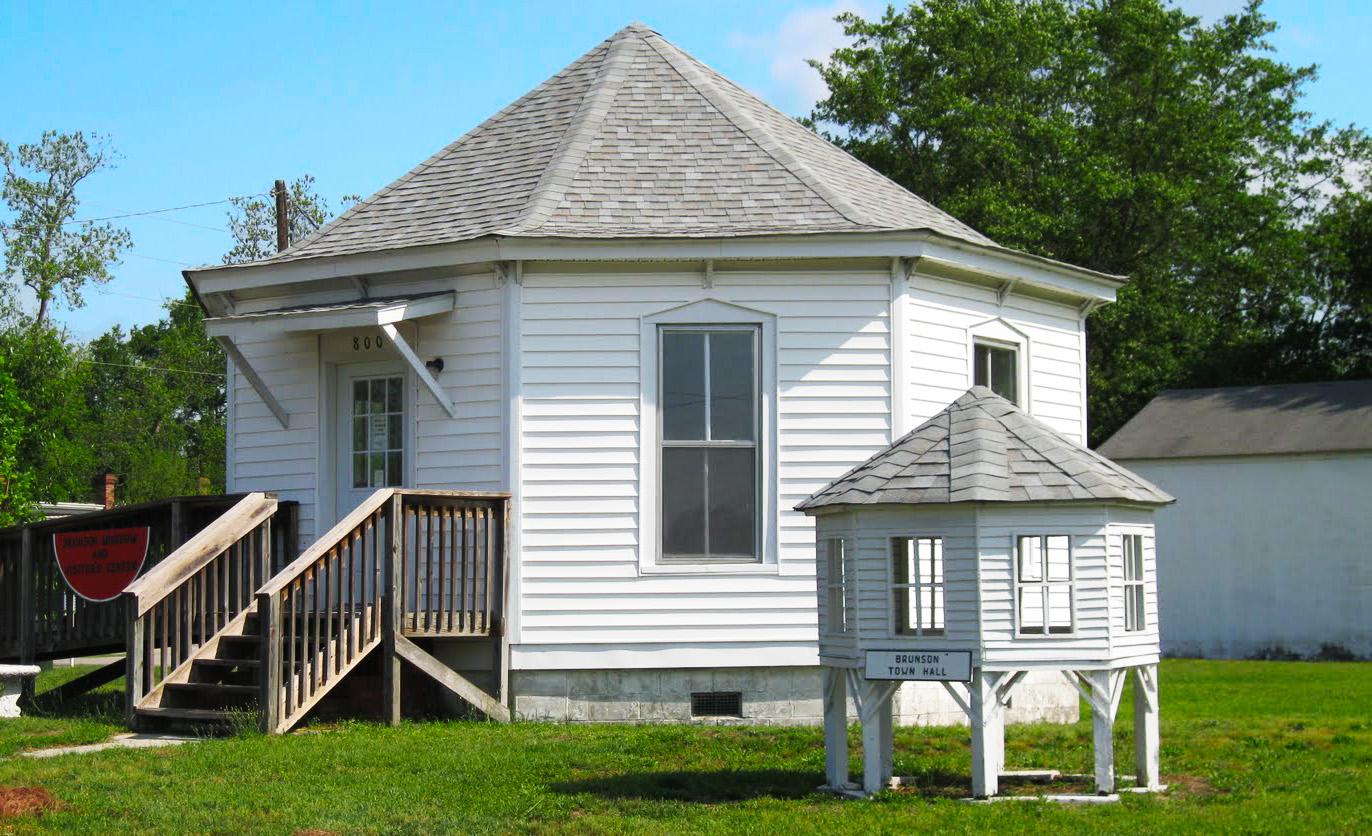 brunson town hall museum