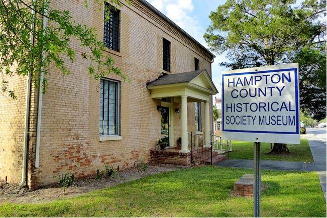 hampton county museum