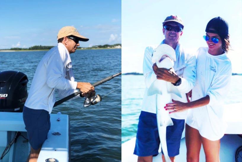 sc lowcountry charter fishing