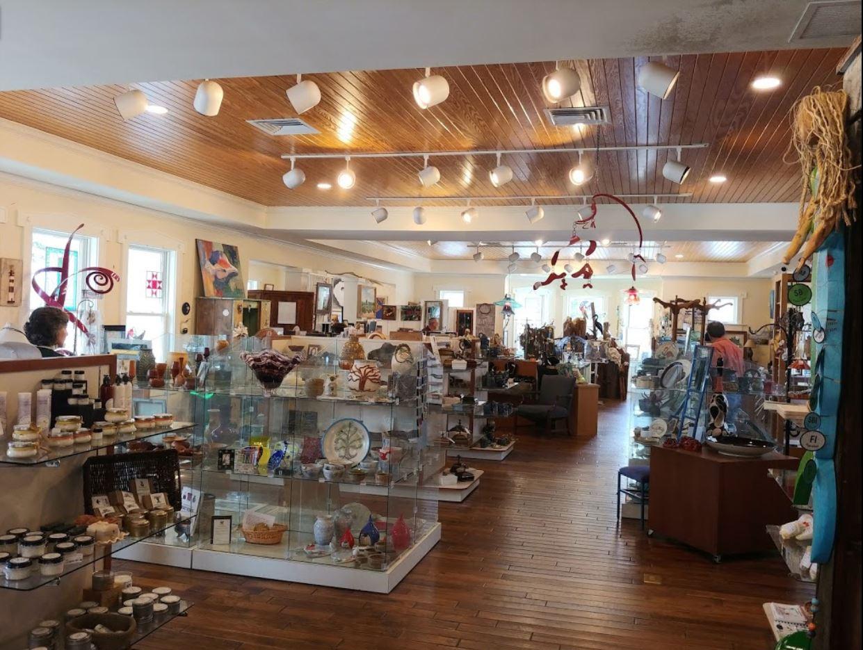 sc artisans center walterboro