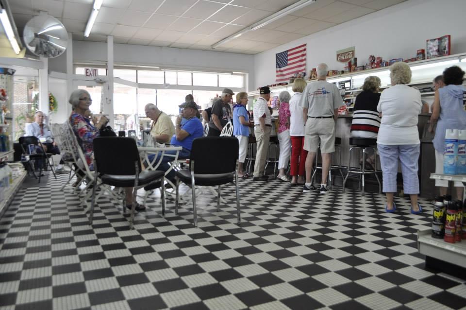 walterboro landmarks hiotts pharmacy
