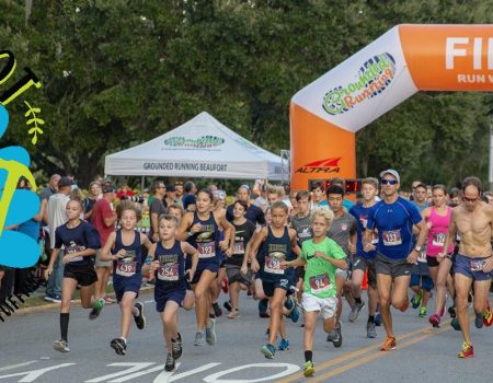 The Lowcountry Turkey Trot