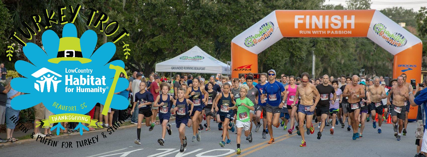 sc lowcountry turkey trot