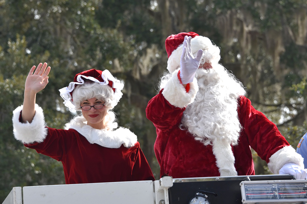 bluffton sc christmas parade