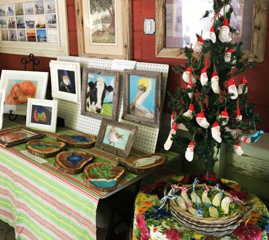 edisto island holiday market and mingle