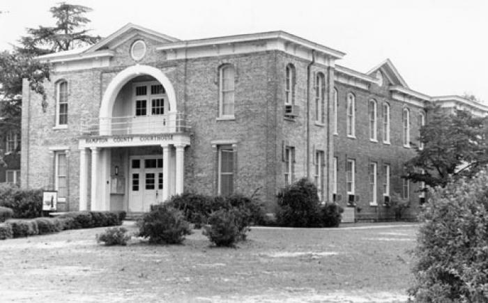 Hampton County Courthouse