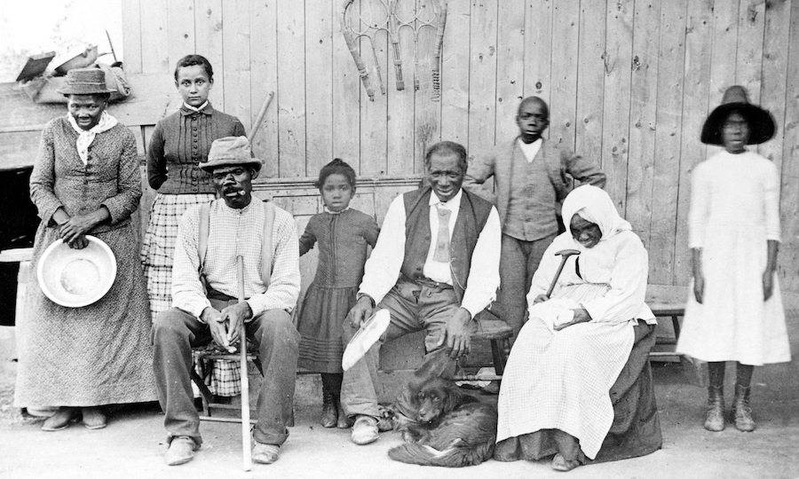harriet tubman's family