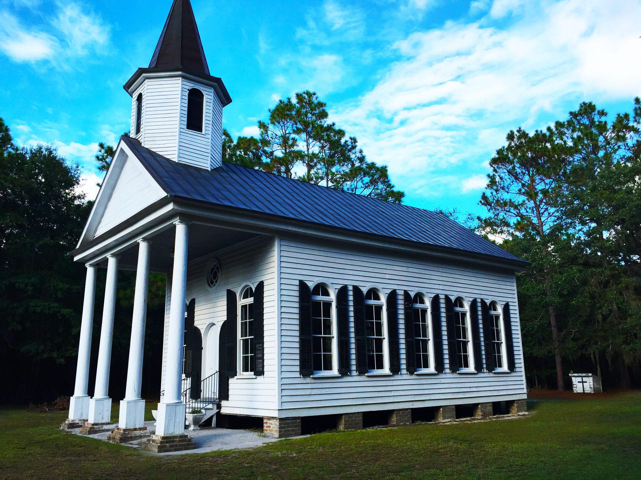 Stoney Creek Chapel.