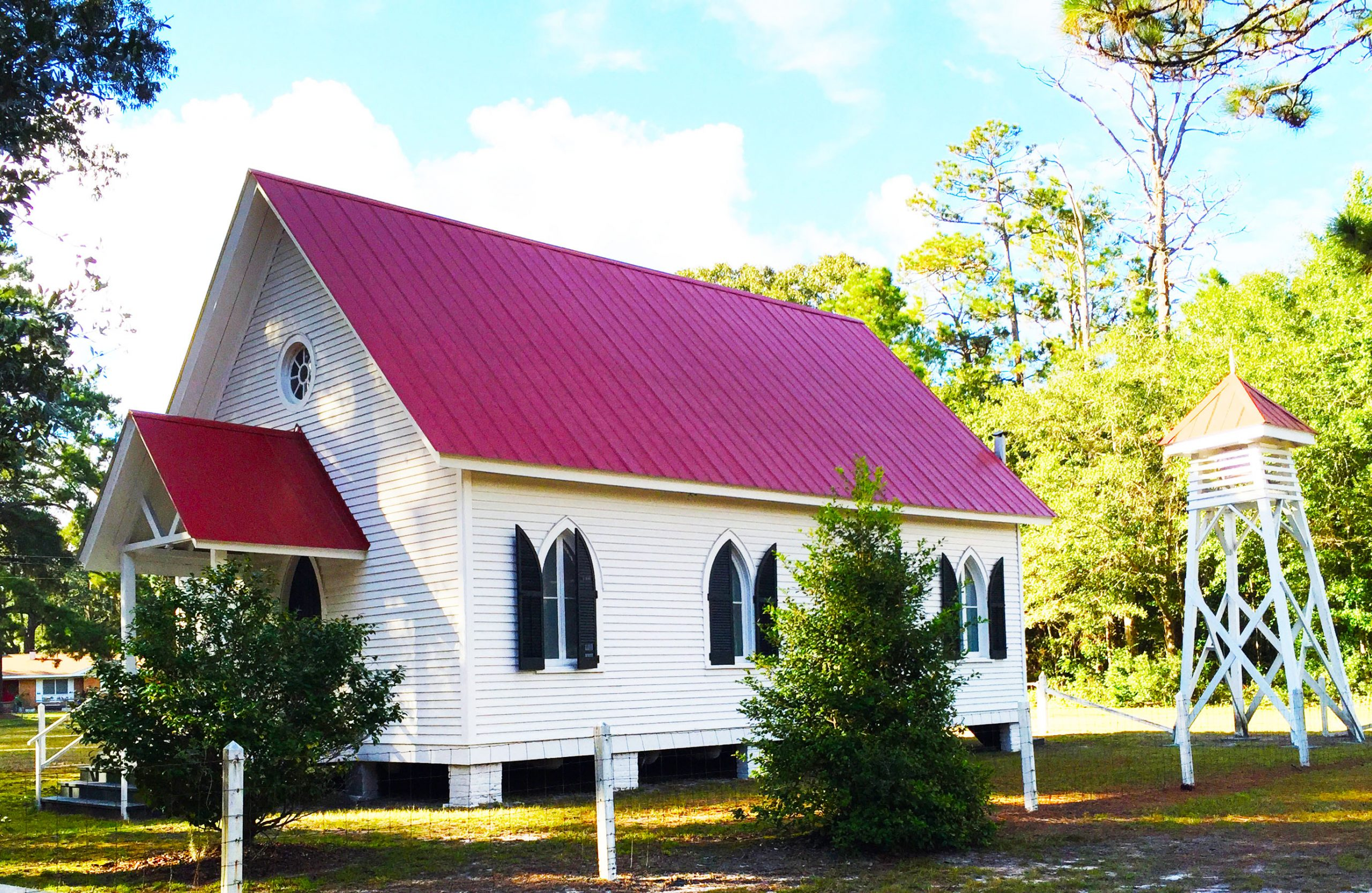 Sheldon Chapel Episcopal, sc