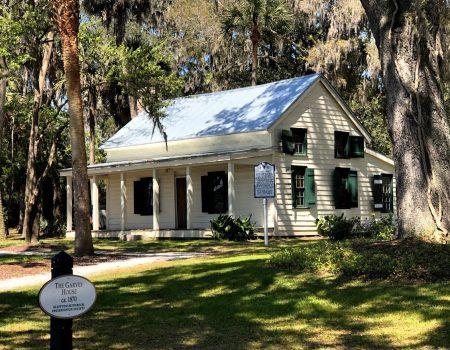 Garvin Garvey Freedman's Cottage
