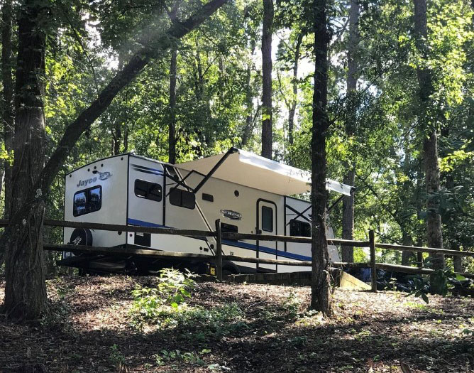 camping colleton state park