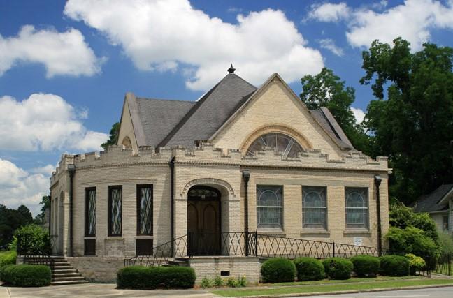 Lawtonville Baptist Church