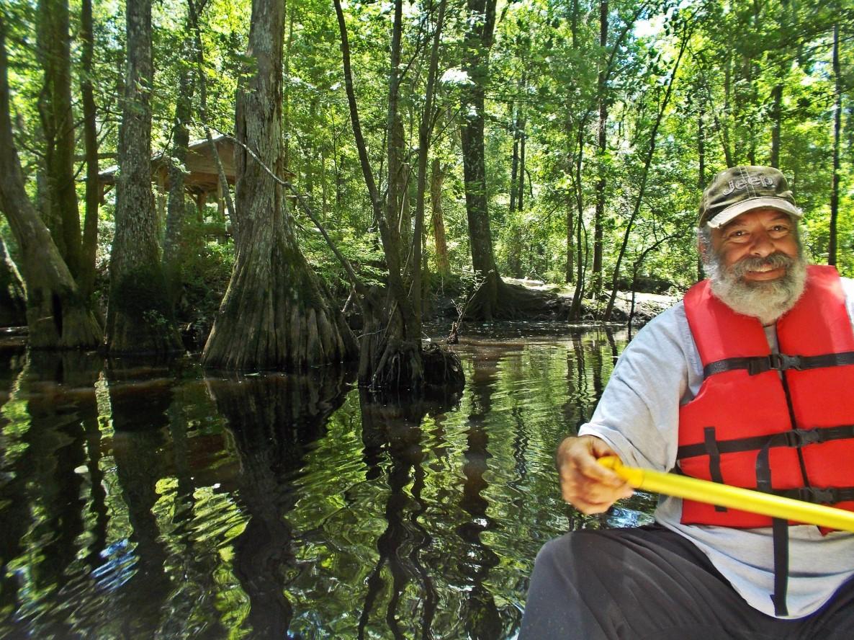 Kayaking colleton state park