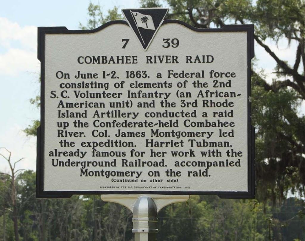 combahee river raid