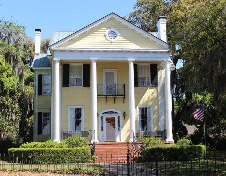 Architectural Treasures of Historic Beaufort's Bay Street