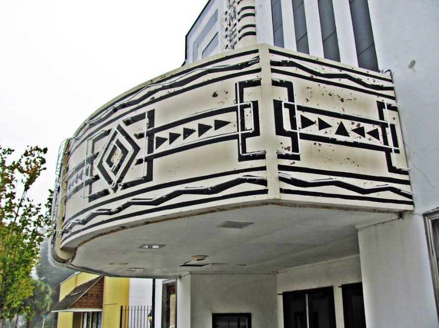 palmetto theater hampton sc