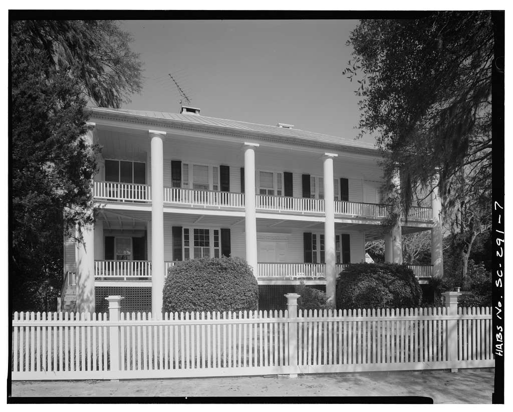 Bay Street Historic Beaufort sc