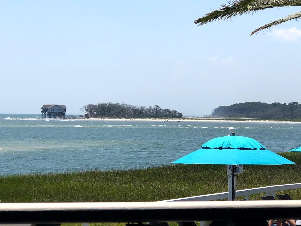 Fripp Island Beach in South Carolina