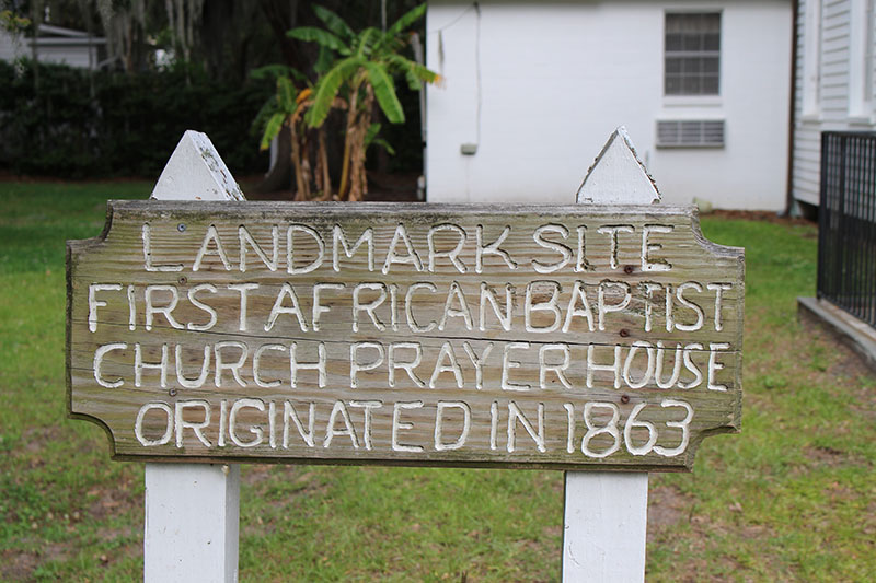 historic churches beaufort sc