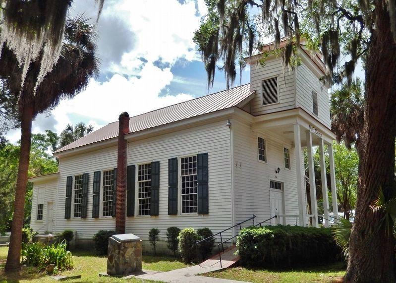 historic churches in beaufort south carolina