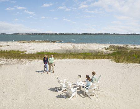 Discover Daufuskie Island's Haig Point Club