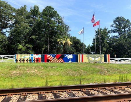 Historic Yemassee Recruit Depot Station