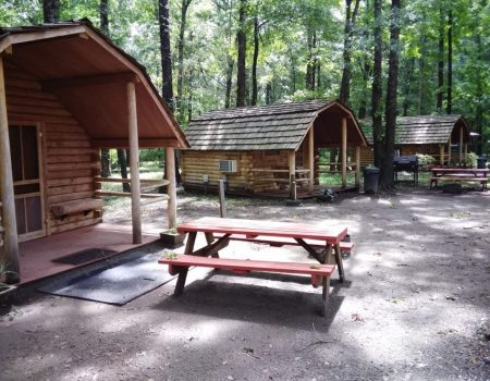 Social Distance at Point South's KOA Campground